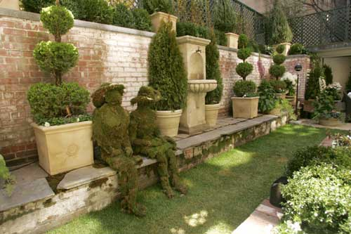Backyard garden design ideas issue 103 2017 2018 best for Italian garden design
